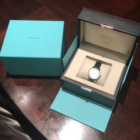 a10def65d33 Tiffany & Co. Accessories | Mens Tiffany Co Atlas 2hand Watch | Poshmark